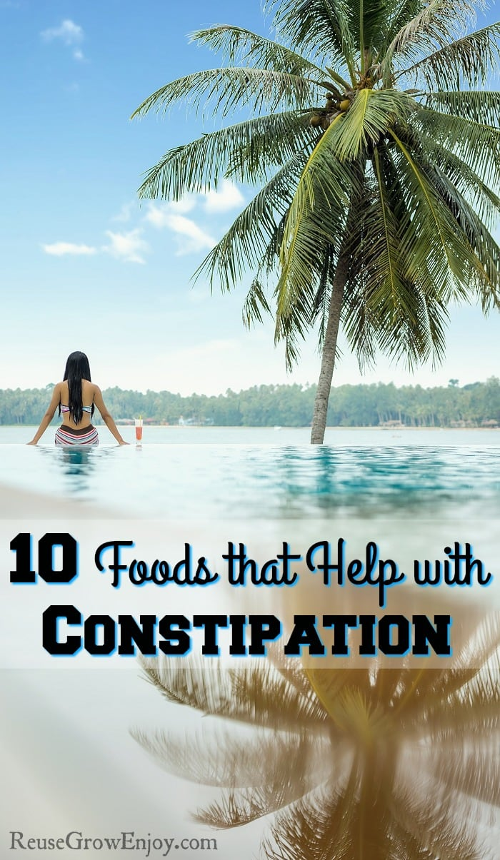 Do you deal with constipation from time to time? If you are looking for ways to treat constipation naturally, check out these 10 Foods that Help with Constipation.