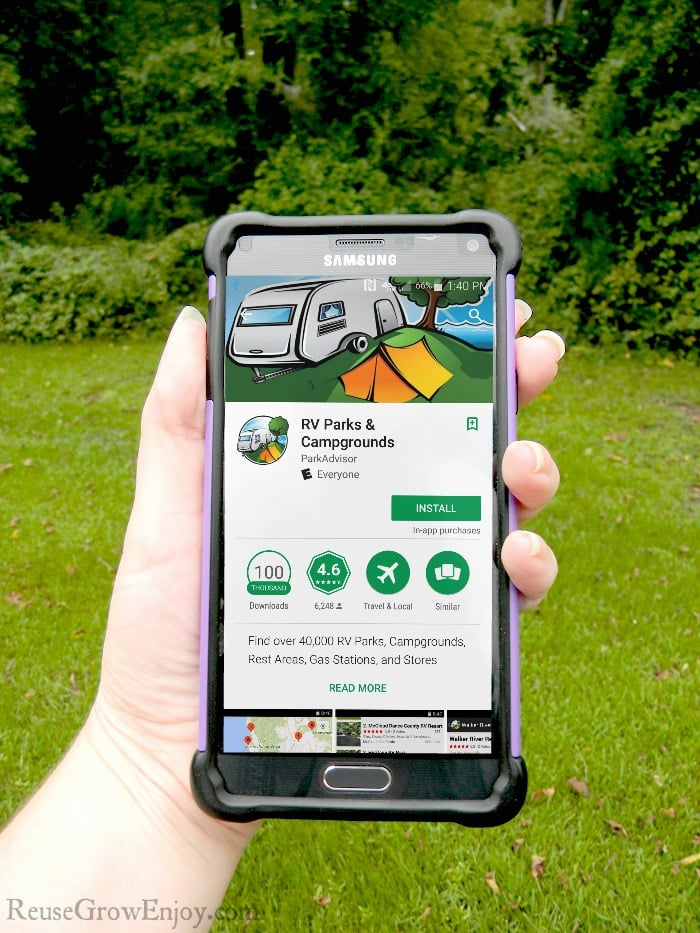 Camping apps are a great resource when you are out there in the wilderness. I am going to share the top 10 must have camping apps to check before you go!