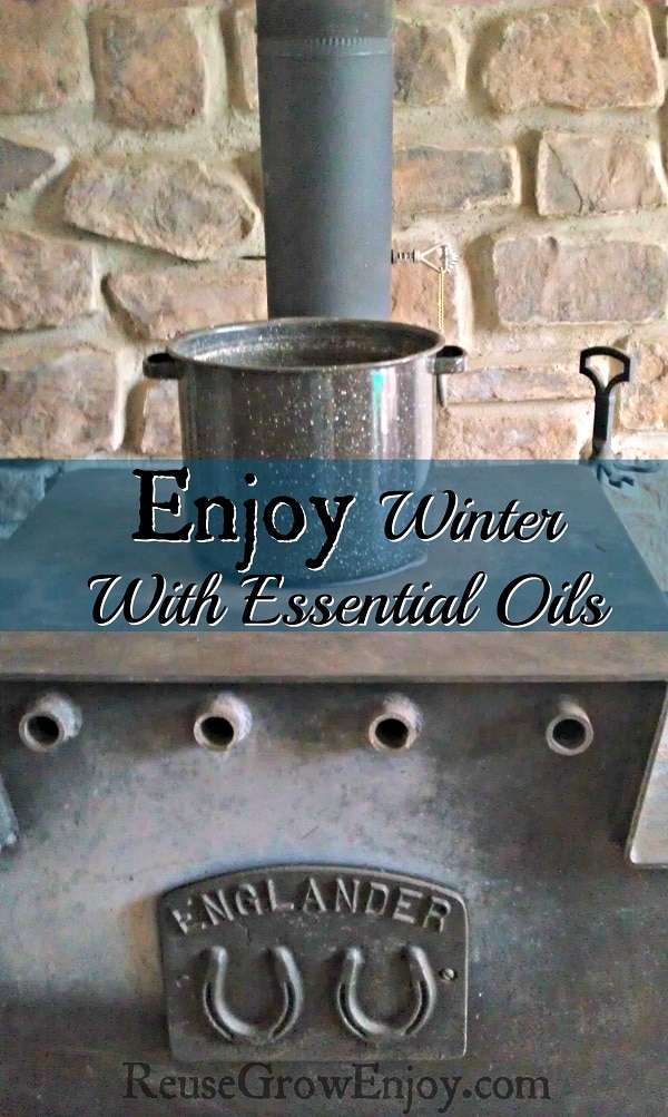 Enjoy Winter With Essential Oils