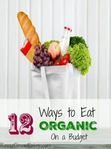 12 Ways To Eat Organic For Less