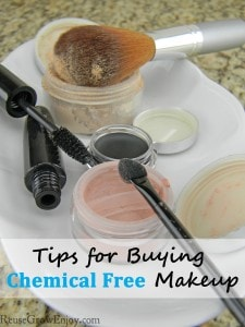 Tips for Buying Chemical Free Makeup