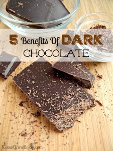 5 Benefits Of Dark Chocolate, Yes It Is Healthy For You To Eat Chocolate!