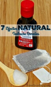7 Effective Natural Toothache Remedies