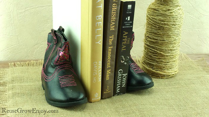 boot-bookends