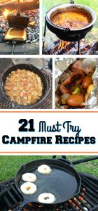 Campfire Recipes – Recipes For Camping