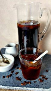 Sick of having bad tasting or watered down coffee? I will show you how to cold brew coffee so you have a great cup every time! So easy you can even do it when camping!