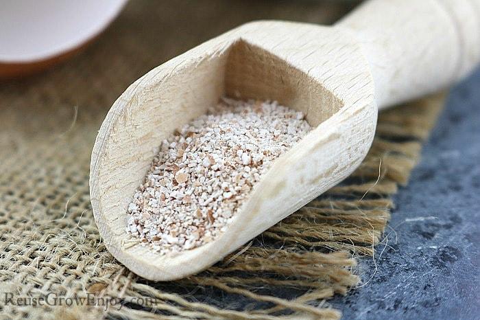 DIY Eggshell Calcium Powder