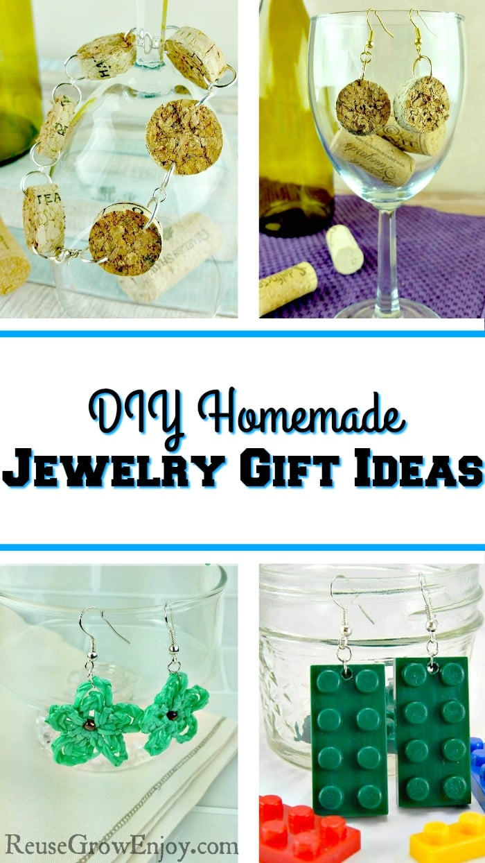 Need a special gift for someone? Check this roundup of DIY jewelry gift ideas that you can make right at home!