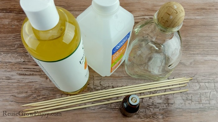 DIY Reed Diffuser Supplies