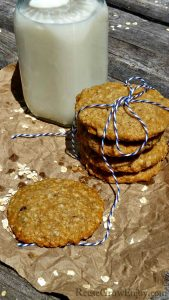 If you are looking for a nice cookie recipe to try that is dairy free and low in sugar, check out this recipe for Sugar Free Dairy Free Oatmeal Raisin Cookies!