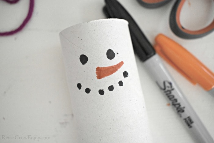 Draw a nose