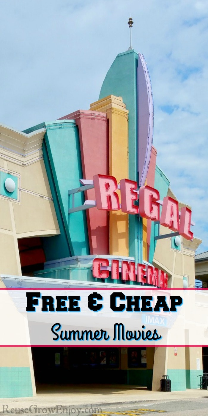 If you are looking for ways that you and your family can enjoy some cheap or even free summer movies, you will want to be sure to check out these tips!