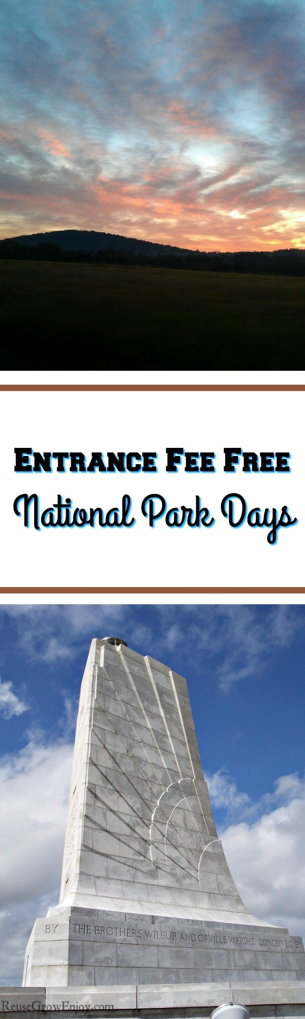 If you are looking for free things to do with the family, check out these Entrance Fee Free National Park Days!