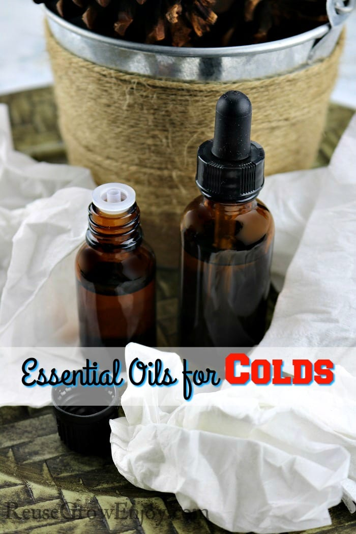 Have a cold or think you may be getting one? Check out these Essential Oils for Colds and Why You Should Use Them.