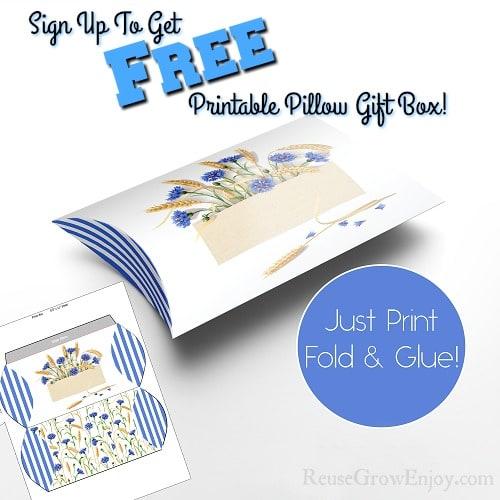 FREE Printable Gift