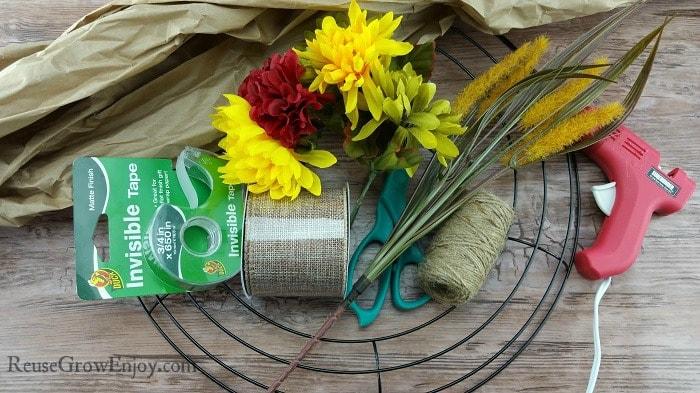 fall-wreath-supplies