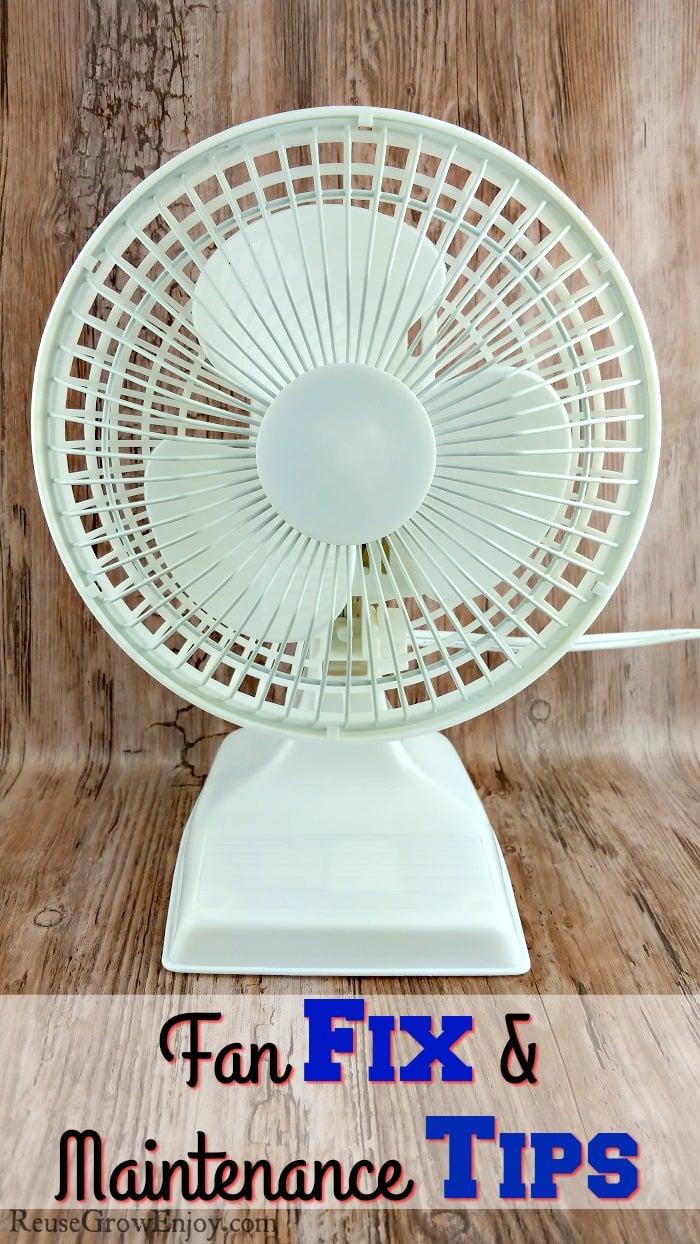 Fan Fix