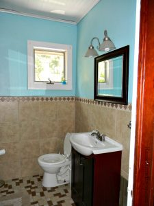 Are you wanting to redo the bathroom but don't have a lot of money to do it? You will be shocked how much you can do to remodel with a really small budget. Check out this frugal DIY bathroom remodel for some tips.