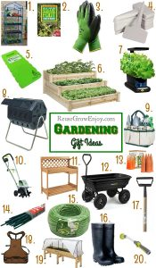 Gardening Gifts – Garden Gift Ideas That Every Gardener Would Love