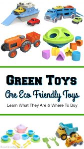 You have to love when a company tries hard to be green. I am going to share with you a few things about how Green Toys are made, packaged and where. The next time you need to buy toys, maybe you will give Green Toys a try!