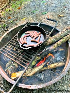 Camp Cooking Hacks On Over The Fire Cooking