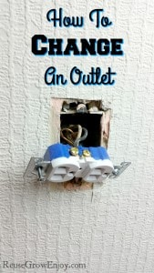 How To Change A Outlet