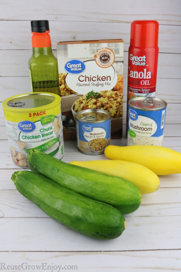 Ingredients Needed to make recipe