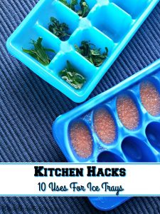 Kitchen Hacks: 10 Uses For Ice Trays