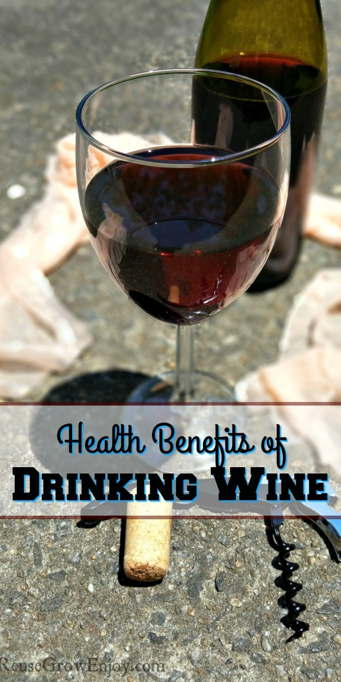 Did you know that drinking wine can be good for you? I am going to share a few tips on the Health Benefits of Drinking Wine.