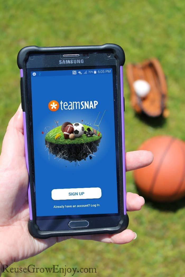 Looking For Ways To Save Time And Simplify Activities? Check Out The TeamSnap App!