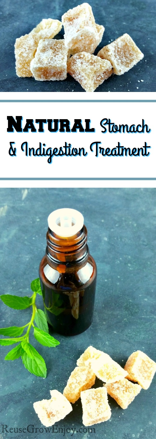 Do you have a go to indigestion treatment that you use? There are so many natural options available but I am going to share my two go to items that WORK!