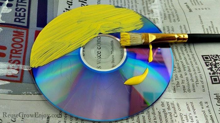 Paint Disc