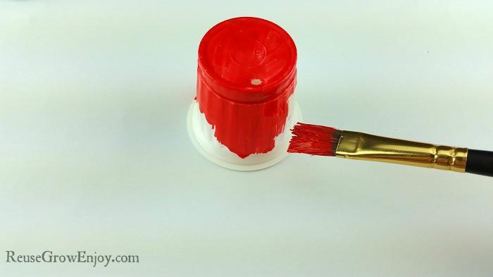 Paint K-cup