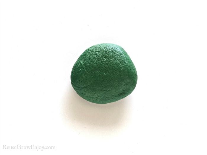 Paint rock green
