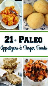 On the Paleo diet and need some party food ideas? I have rounded up over 21 Paleo appetizers and Paleo finger food recipes. Some are super easy Paleo recipes to make too!
