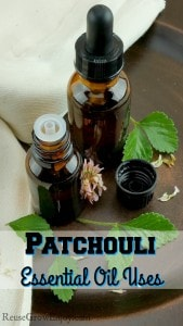 Patchouli Essential Oil for Women's Health