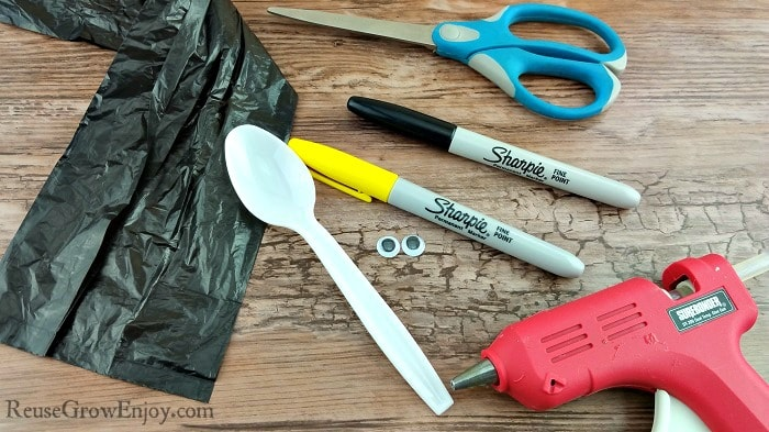 Plastic Spoon Craft Supplies