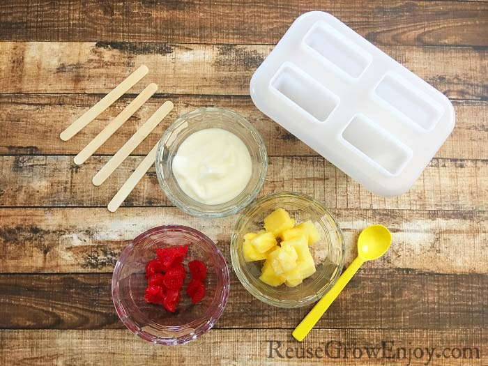 Popsicle Treat Supplies