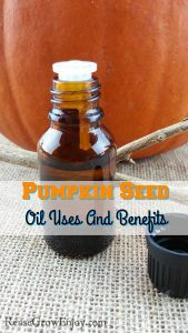 Pumpkin Seed Oil Uses And Benefits