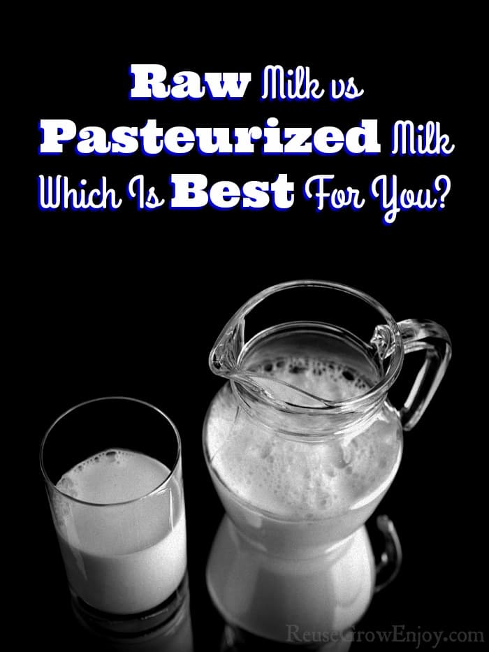 Raw Milk vs Pasteurized Milk - Which One Is Best For You