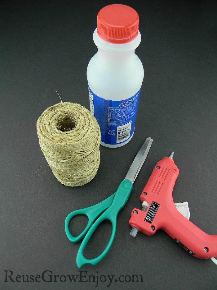 Rope Vase Supplies