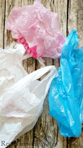Have lots of shopping bags kicking around? There are some interesting ways to reuse them. Check out these 14 different ways to reuse plastic bags.