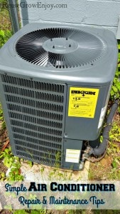 Simple Air Conditioner Repair and Maintenance Tips