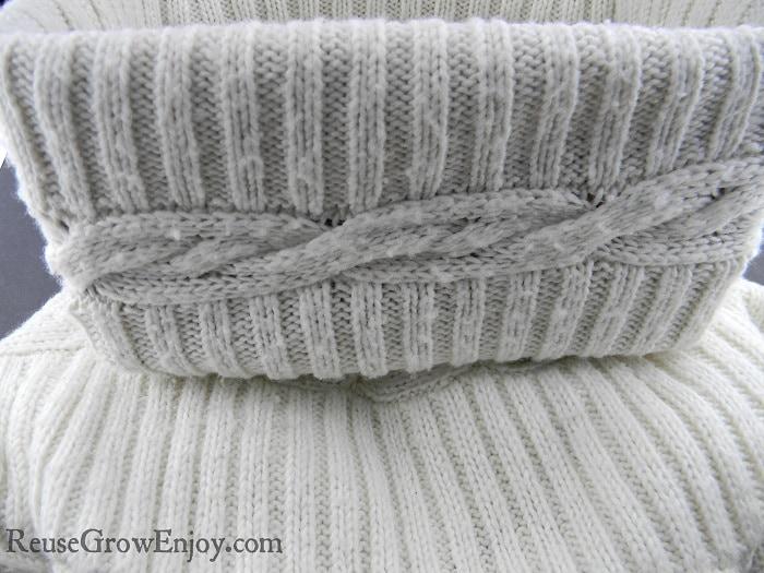 Sweater On Box