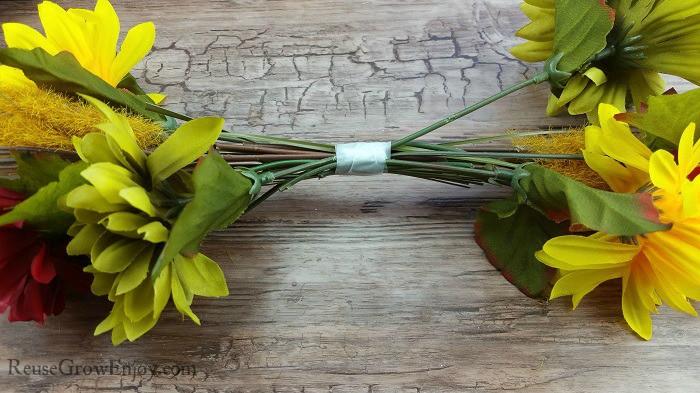 tape-flowers