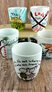 The Sharpie Cup Experiment – Do They Really Turn Out?
