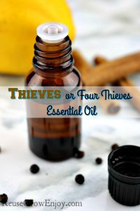 Do you use Thieves or Four Thieves Essential Oil? If not, you should! It really is an amazing oil with so many great uses. Check out this post to see some of the uses that it is great for.