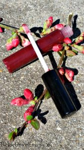 DIY Tinted Natural Lip Gloss