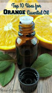 Top 10 Uses for Orange Essential Oil
