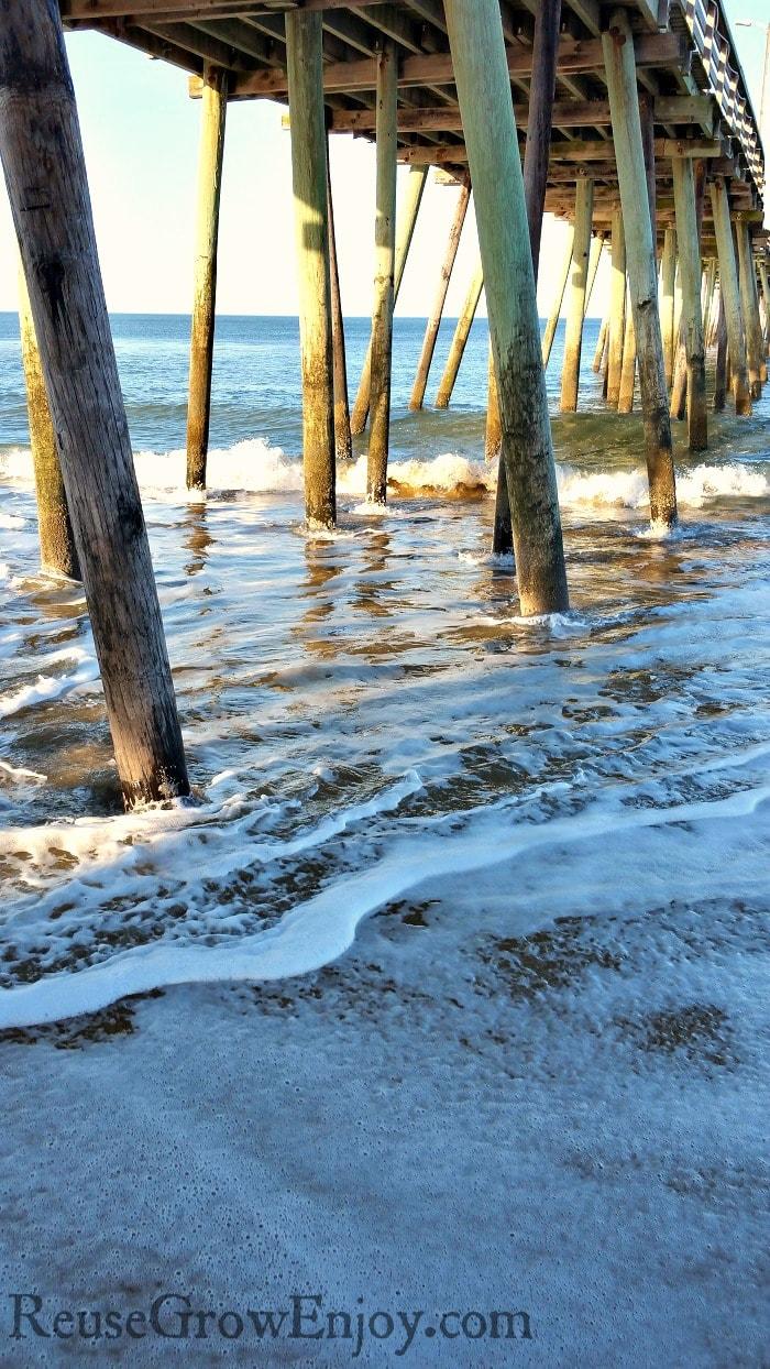 Virginia beach pier great for fishing sightseeing for Fishing spots in virginia beach
